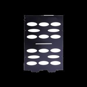 Kleefplaat voor Armadilha insectenlamp