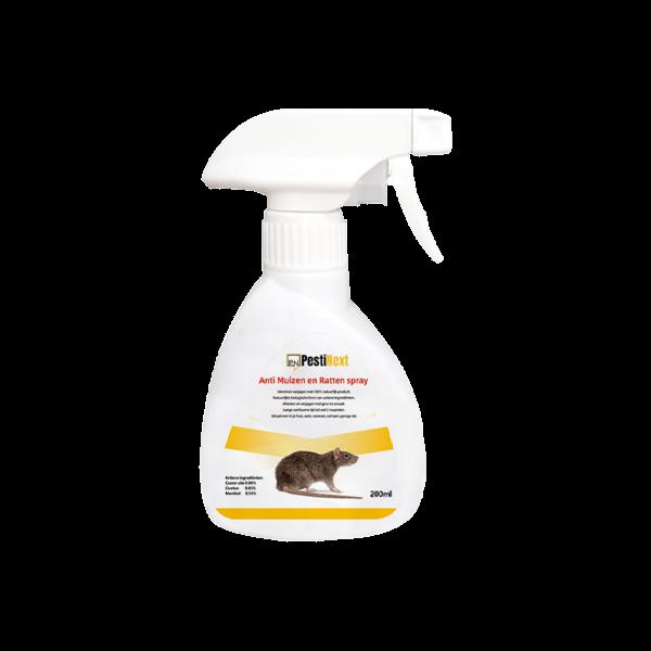 anti muizen en rattenspray