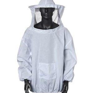 zelf wespen bestrijden-wespenpak met hoofdbescherming (5)